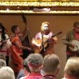 James King Band in costume on the First Quality Bluegrass Cruise (11/1/12) - photo by Julie King