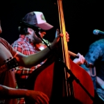 The Infamous Stringdusters at The Pink Garter - photo by Jason Lombard