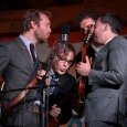 Steep Canyon Rangers at Gettysburg 2013 - photo by Frank Baker