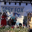 Della Mae at Grey Fox 2013 - photo by Tara Linhardt