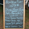Good eats at HoustonFest 2014 - photo by Jordan Laney