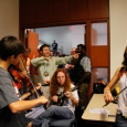 IBMA Youth Room at World of Bluegrass 2013 - photo by Tara Linhardt