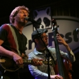 Sam Bush at MerleFest 2013 - photo by Andy Garrigue