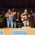 Volume Five on Friday at Newell Lodge Bluegrass Festival - photo © 2014 by Bill Warren