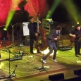 Nickel Creek at the Ryman Auditorium (4/18/14) - photo by Daniel Mullins