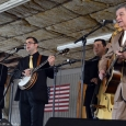Larry Sparks & the Lonesome Ramblers at Palatka Bluegrass Festival, February 2014 - photo © Bill Warren