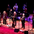 Ricky Skaggs & Kentucky Thunder with special guests at the Country Music Hall of Fame & Museum (11/19/13) - photo by Donn Jones