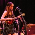 Sarah Jarosz at the 2013 Telluride Bluegrass Festival - photo © Jason Lombard