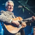 Del McCoury at Marathon Music in Nashville (1/24/14) - photo © Todd Powers