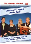 Harmony Singing Made Easy