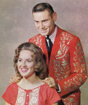 Melba Montgomery and George Jones