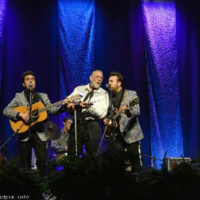 Malpass Brothers at the Southern Ohio Indoor Music Festival - photo © Bill Warren