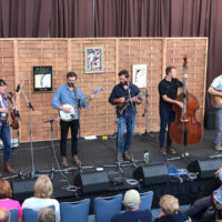 Trout Steak Revival at World of Bluegrass 2019 - photo by Dave Berry