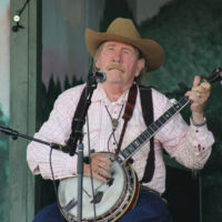 Raymond Fairchild at the Maggie Valley Opry in 2012 - photo by Gene Bavis