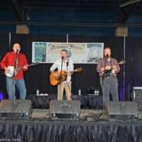 Lonesome River Band at the 2020 YeeHaw Music Fest - photo © Bill Warren